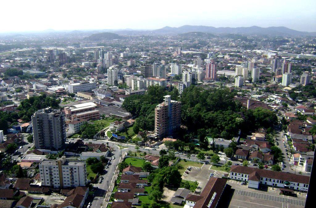 Um imóvel em Joinville para chamar de seu!