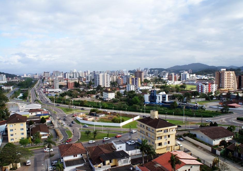 Você sabe quais são as cidades irmãs de Joinville?